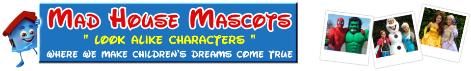 Mad House Mascots Logo